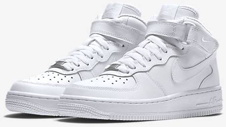Air Force 1 Mid '06 GS 'White'