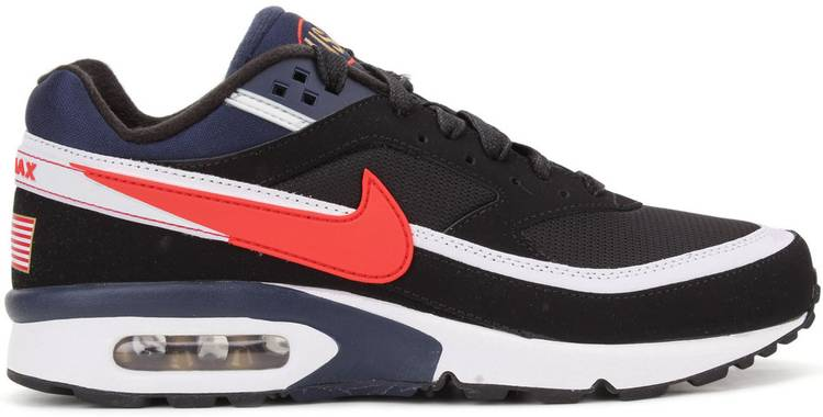 preámbulo Personas mayores reaccionar  Air Max BW 'Olympic' - Nike - 819523 064 | GOAT