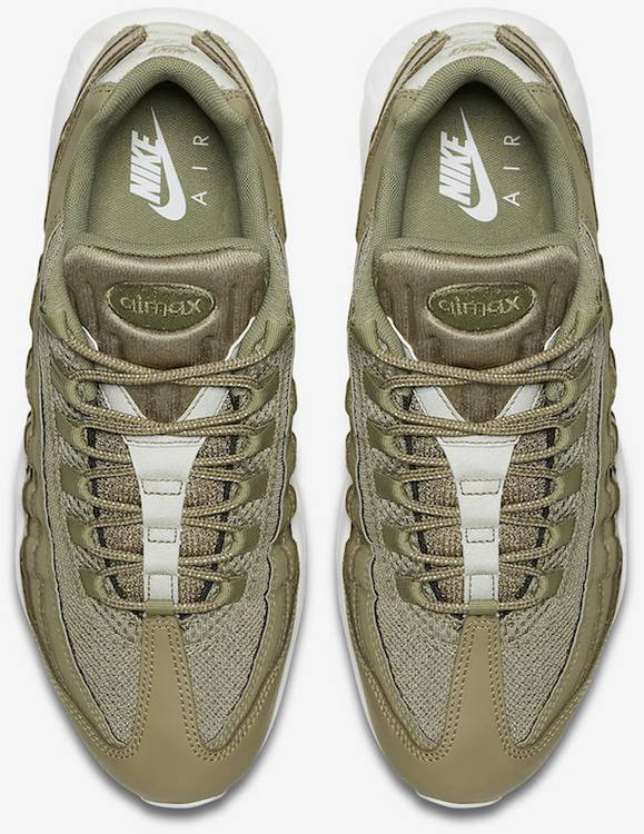 Air Max 95 Essential 'Trooper' - Nike - 749766 201 | GOAT