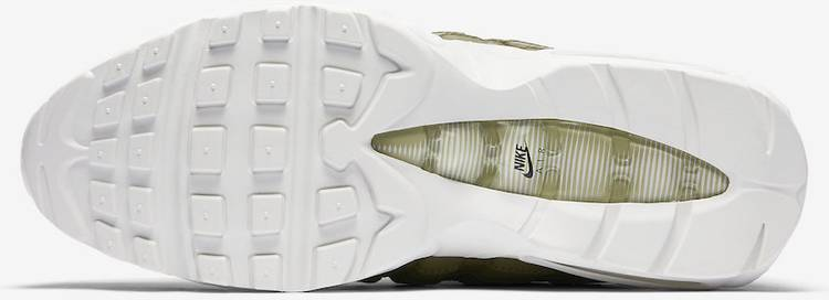 Nike Air Max 95 Essential Trooper Summit White 749766 201