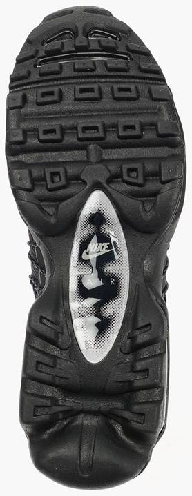 Nike Air max 95 Ultra JCRD BlackSilver 749771 001