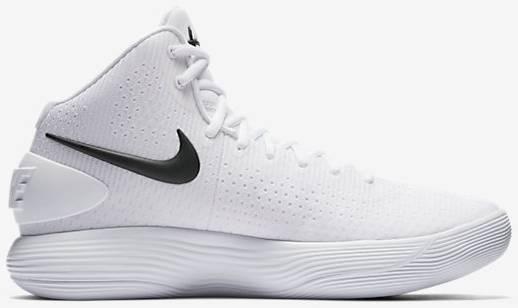 Hyperdunk 2017  White  - Nike - 897808 100  98dd20065248