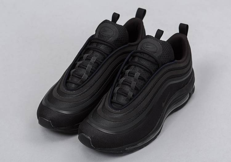 Air Max 97 Ultra 17  Triple Black  - Nike - 918356 002  556b6ac8e