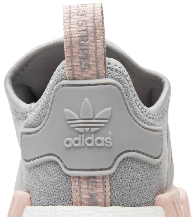 Wmns Nmd R1 Light Onix Adidas By3058 Goat