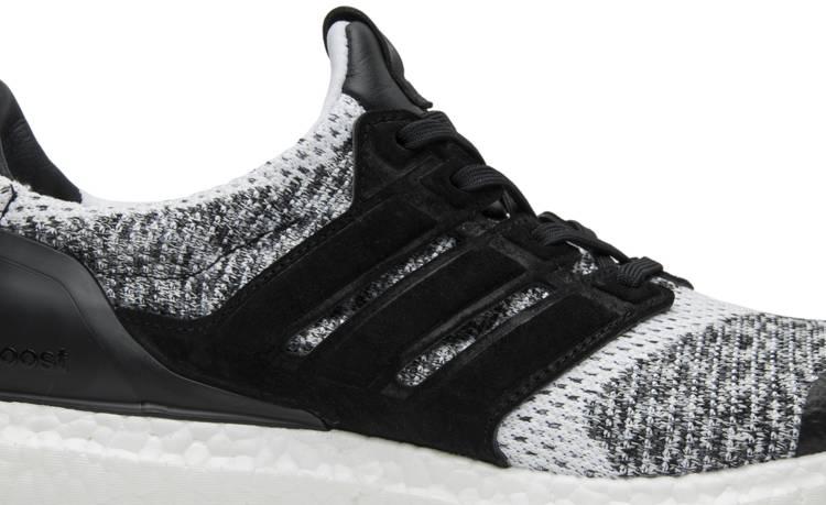 Sneakersnstuff x Social Status x UltraBoost SE 'White Black'
