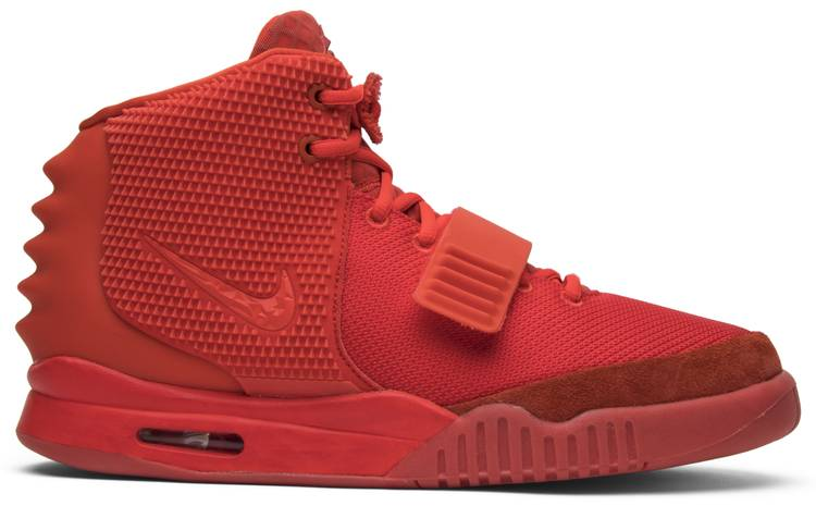 red october yeezy