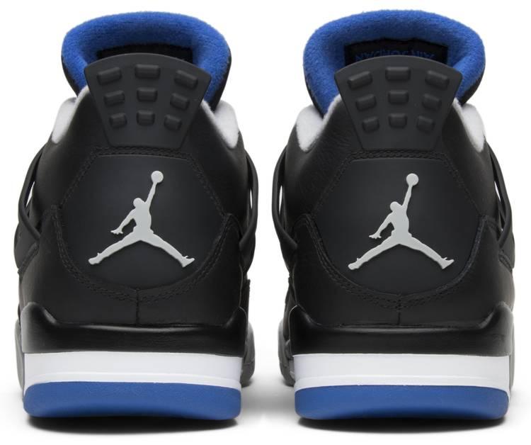 Air Jordan 4 Retro 'Motorsports Alternate'