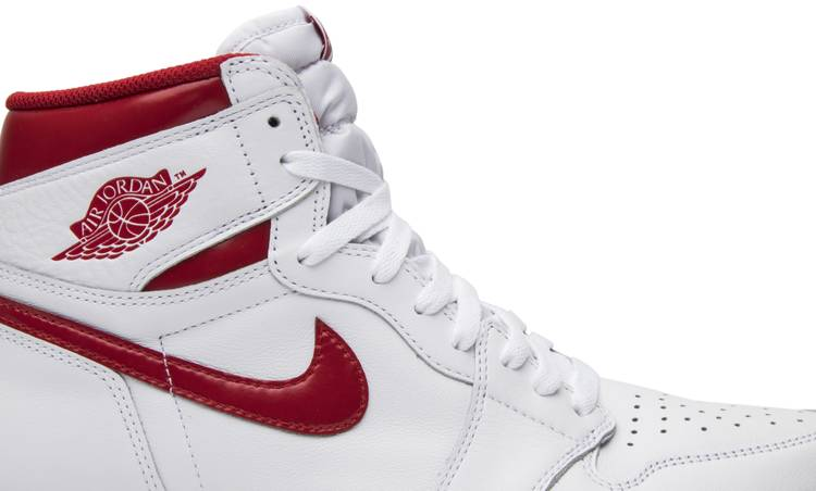 coupon codes buy best many styles Air Jordan 1 Retro High OG 'Metallic Red'