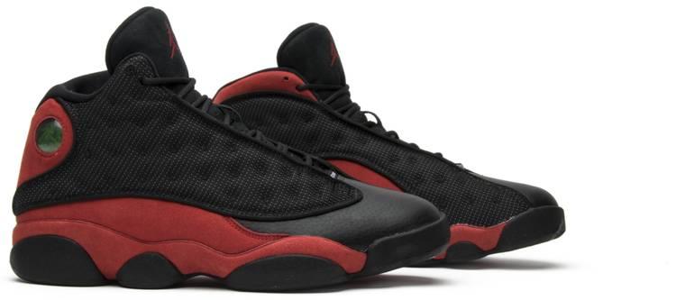 temperament shoes buy wholesale sales Air Jordan 13 Retro 'Bred' 2017
