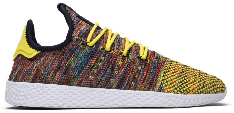 juego herramienta Juicio  Pharrell x Tennis Hu 'Multi-Color' - adidas - BY2673 | GOAT