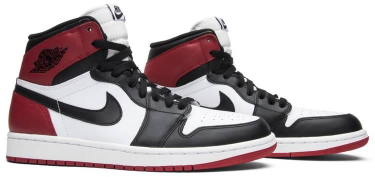 Air Jordan 1 Retro High OG 'Black Toe' 2013