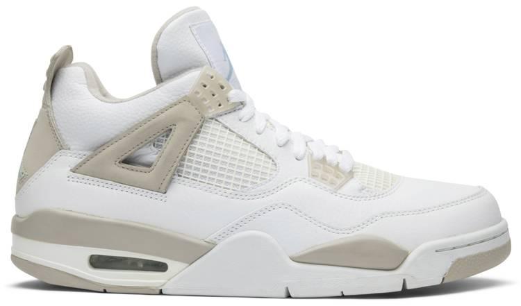 Wmns Air Jordan 4 Retro 'Sand' - Air Jordan - 313559 142 | GOAT