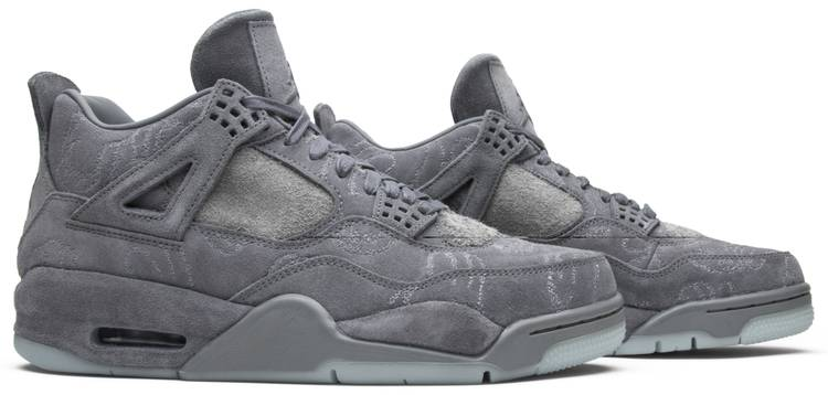 autumn shoes fast delivery various colors KAWS x Air Jordan 4 Retro 'Cool Grey' - Air Jordan - 930155 003 | GOAT
