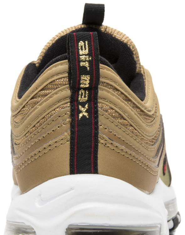 air max 97 gold ragazzo
