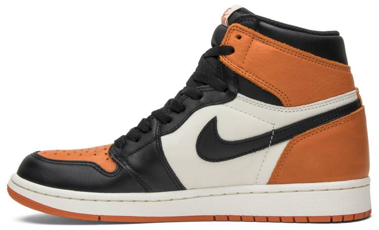 detailed pictures free delivery size 7 Air Jordan 1 Retro High OG 'Shattered Backboard'