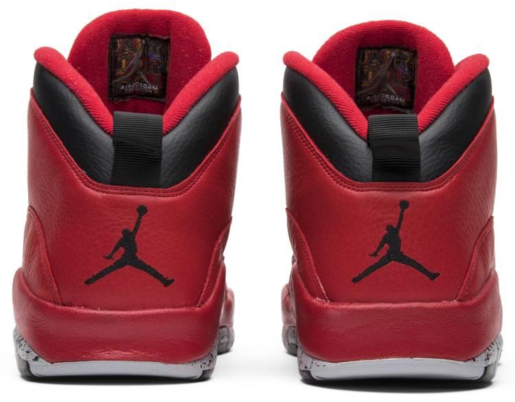 Air Jordan 10 Retro 'Bulls Over Broadway'