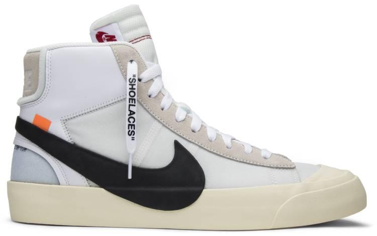 Nike Blazer Blanc De Chèvre