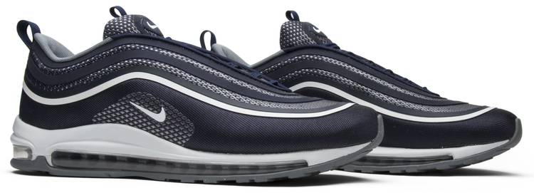 Miedo a morir Compulsión tolerancia  Air Max 97 Ultra 17 'Midnight Navy' - Nike - 918356 400 | GOAT