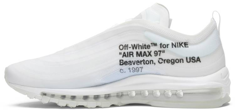 OFF WHITE x Air Max 97 OG 'The Ten'