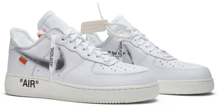 Off White X Air Force 1 Complexcon Exclusive Nike Ao4297 100
