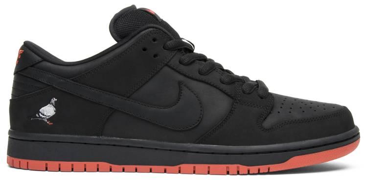 Jeff Staple x Dunk Low Pro SB  Black Pigeon  - Nike - 883232 008  c1e7d250fcc4