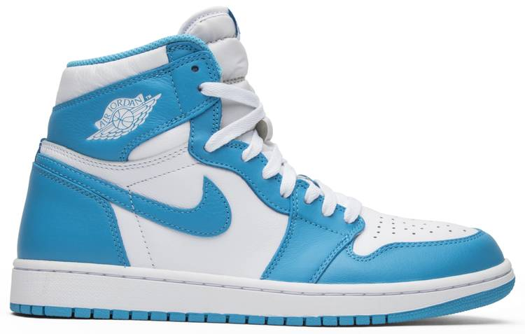 air jordan 1 retro high unc