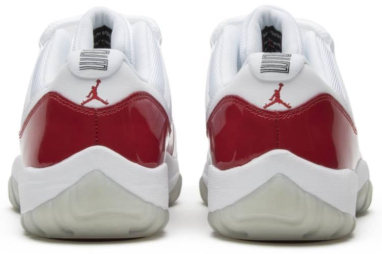 Air Jordan 11 Retro Low 'Cherry' 2016