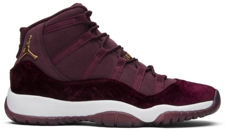 Air Jordan 11 Retro GG Heiress  Velvet  - Air Jordan - 852625 650  460bf23d300d