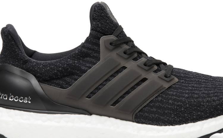 Details about NEW Adidas Originals Ultra Boost 3.0 in Core BlackGrey BA8842