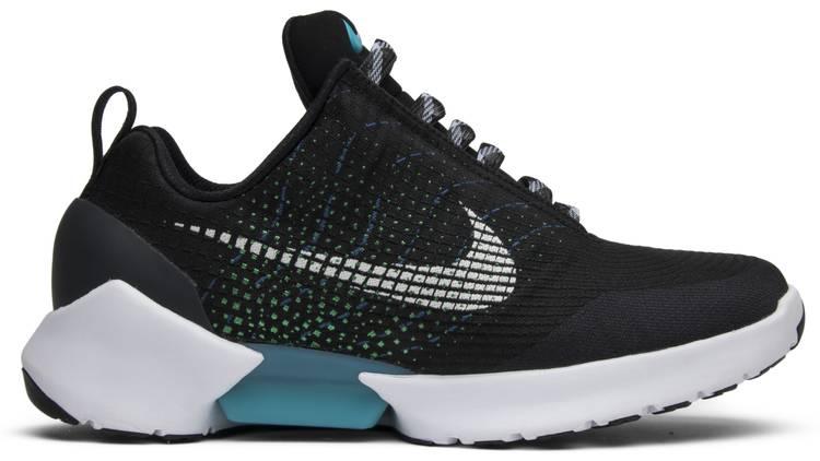 Corta vida Sede Coordinar  HyperAdapt 1.0 'Black' - Nike - 843871 001 | GOAT