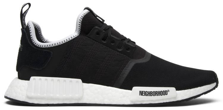 Neighborhood x Invincible x adidas NMD R1 Black StockX News