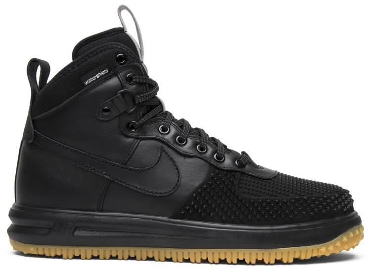 resumen profundizar Festival  Lunar Force 1 Duckboot 'Black Gum' - Nike - 805899 003 | GOAT