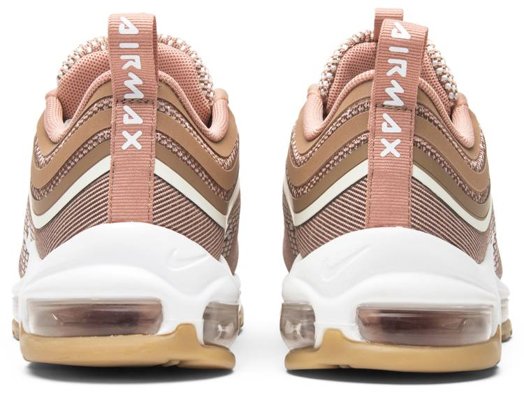 Wmns Air Max 97 Ultra 17 'Metallic Rose Gold' Nike
