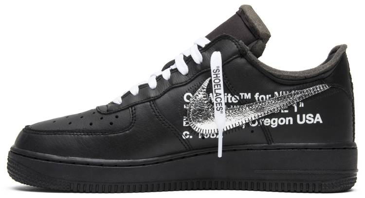 super cute stable quality save off OFF-WHITE x Air Force 1 Low '07 'MoMA'