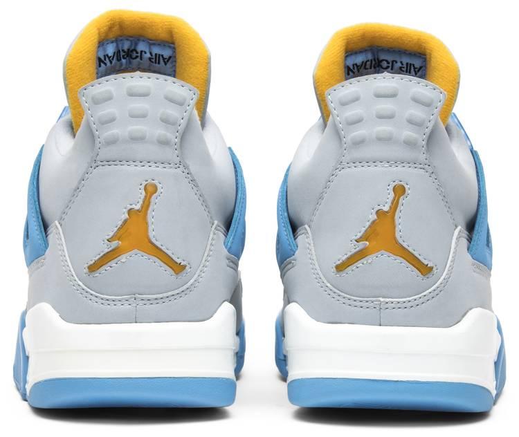 Air Jordan 4 Retro LS 'Mist Blue'