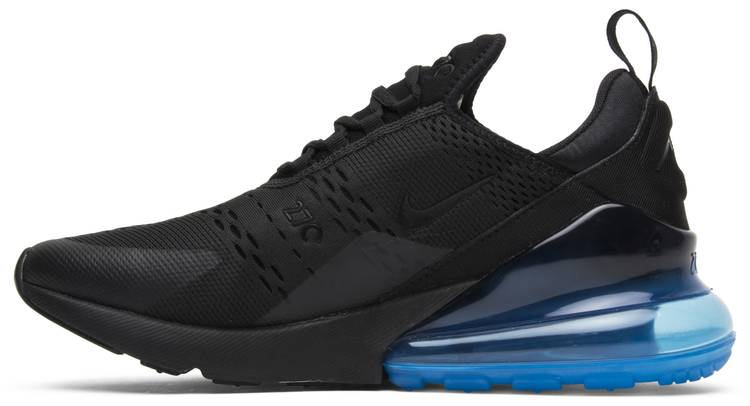 diagonal Orbita salir  Air Max 270 'Black Photo Blue' - Nike - AH8050 009 | GOAT