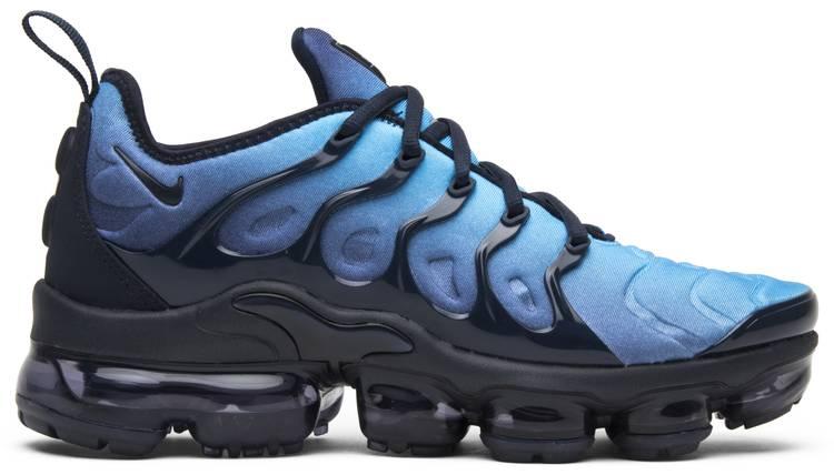 air vapormax plus blue