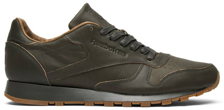 cantidad bisonte Mil millones  Kendrick Lamar x Classic Leather Lux 'Olive' - Reebok - BS7465 | GOAT