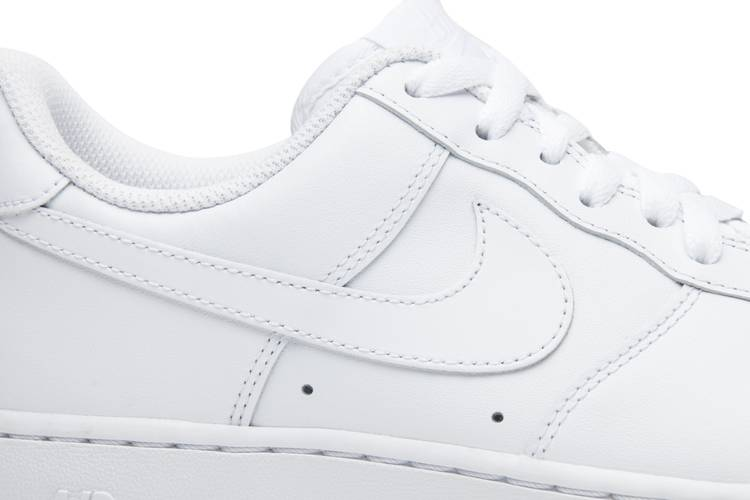 Nike air force 1 white Original Nike Air Force 07 white Goat Air Force 07 white Nike 315122 111 Goat