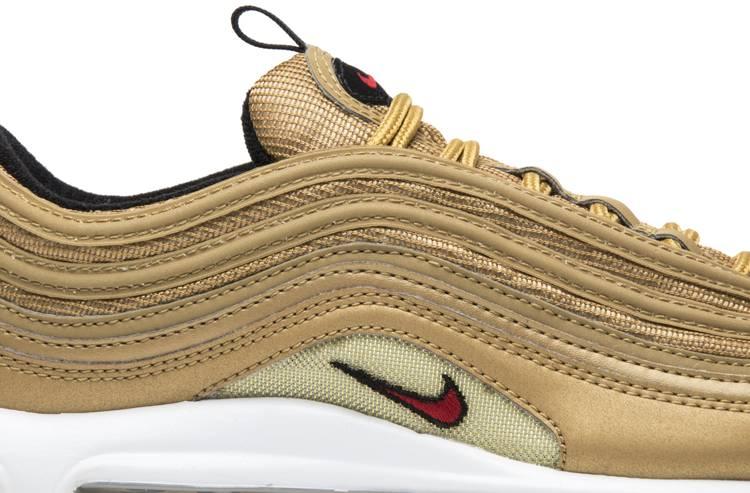 official photos 413f3 2d7ea Nike Wmns Air Max 97 OG QS  Metallic Gold