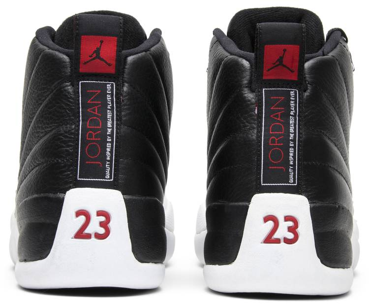 Air Jordan 12 Retro 'Playoff' 2012