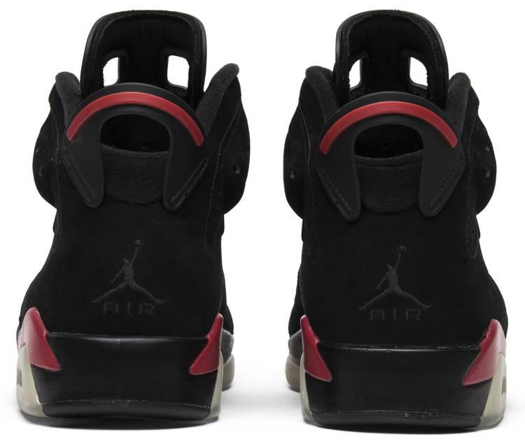Air Jordan 6 Retro 'Varsity Red' 2010 - Air Jordan - 384664 061   GOAT
