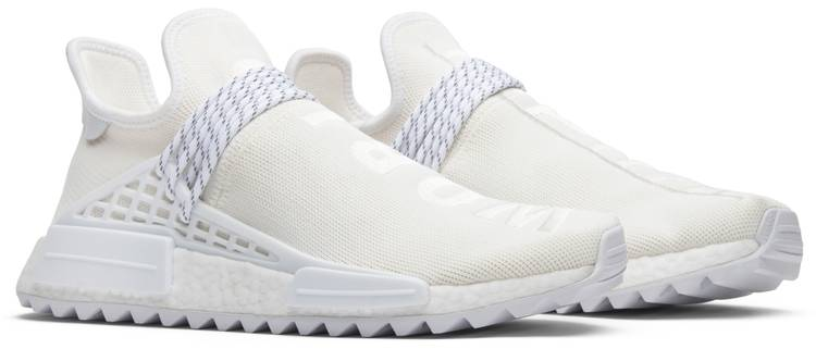 material Egipto Descompostura  all white human race nmd Shop Clothing & Shoes Online