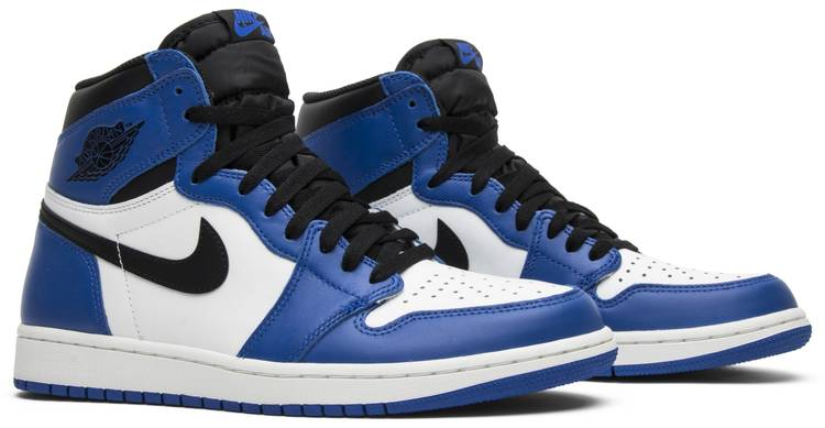 Air Jordan 1 Retro High OG 'Game Royal' - Air Jordan ...