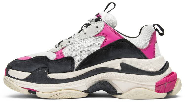 Balenciaga Triple S Sneakers For Women Farfetch com