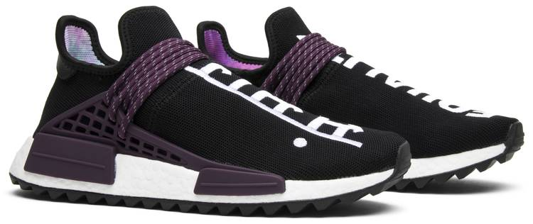 Zoológico de noche Colonial Conciliar  Pharrell x NMD Human Race Trail 'Equality' - adidas - AC7033 | GOAT