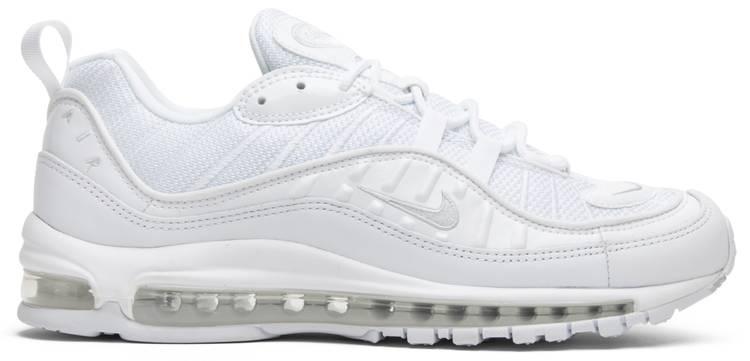 wholesale dealer 12dc8 73d49 Air Max 98 'White Platinum'