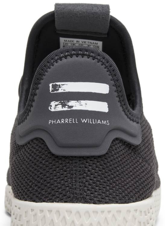 Pharrell x Tennis Hu 'Carbon' adidas CQ2162   GOAT
