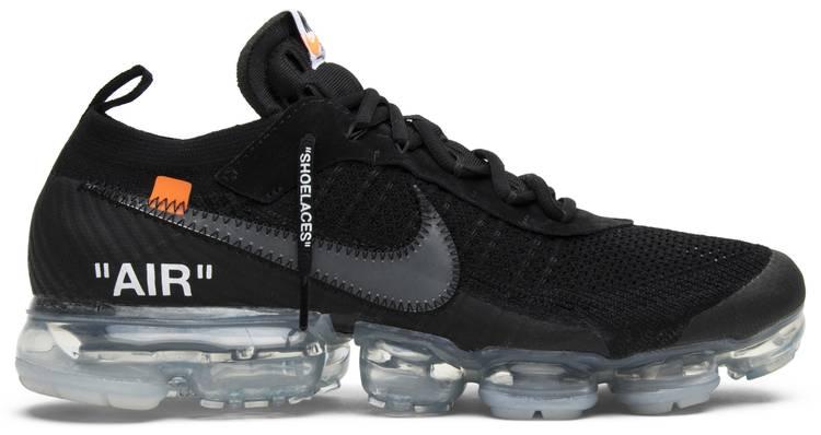 OFF-WHITE x Air VaporMax 'Part 2' - Nike - AA3831 002 | GOAT