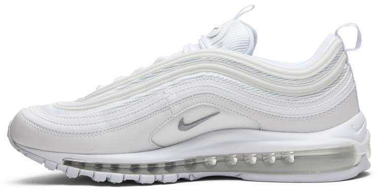 Air Max 97 Triple White Nike 921826 101 Goat